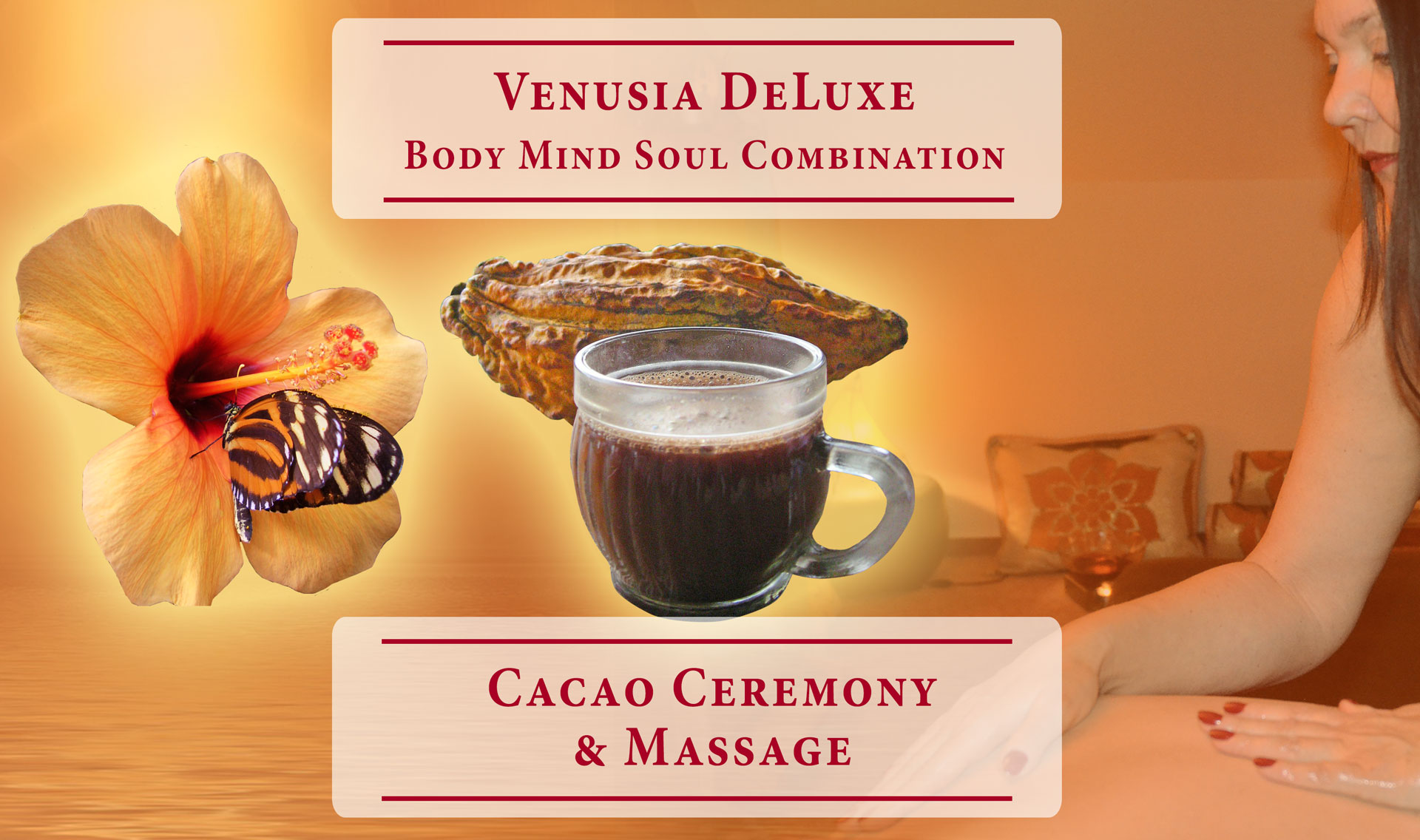 Cacao Ceremony & Massage